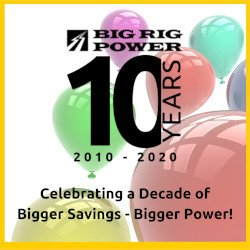 Big Rig Power is 10!