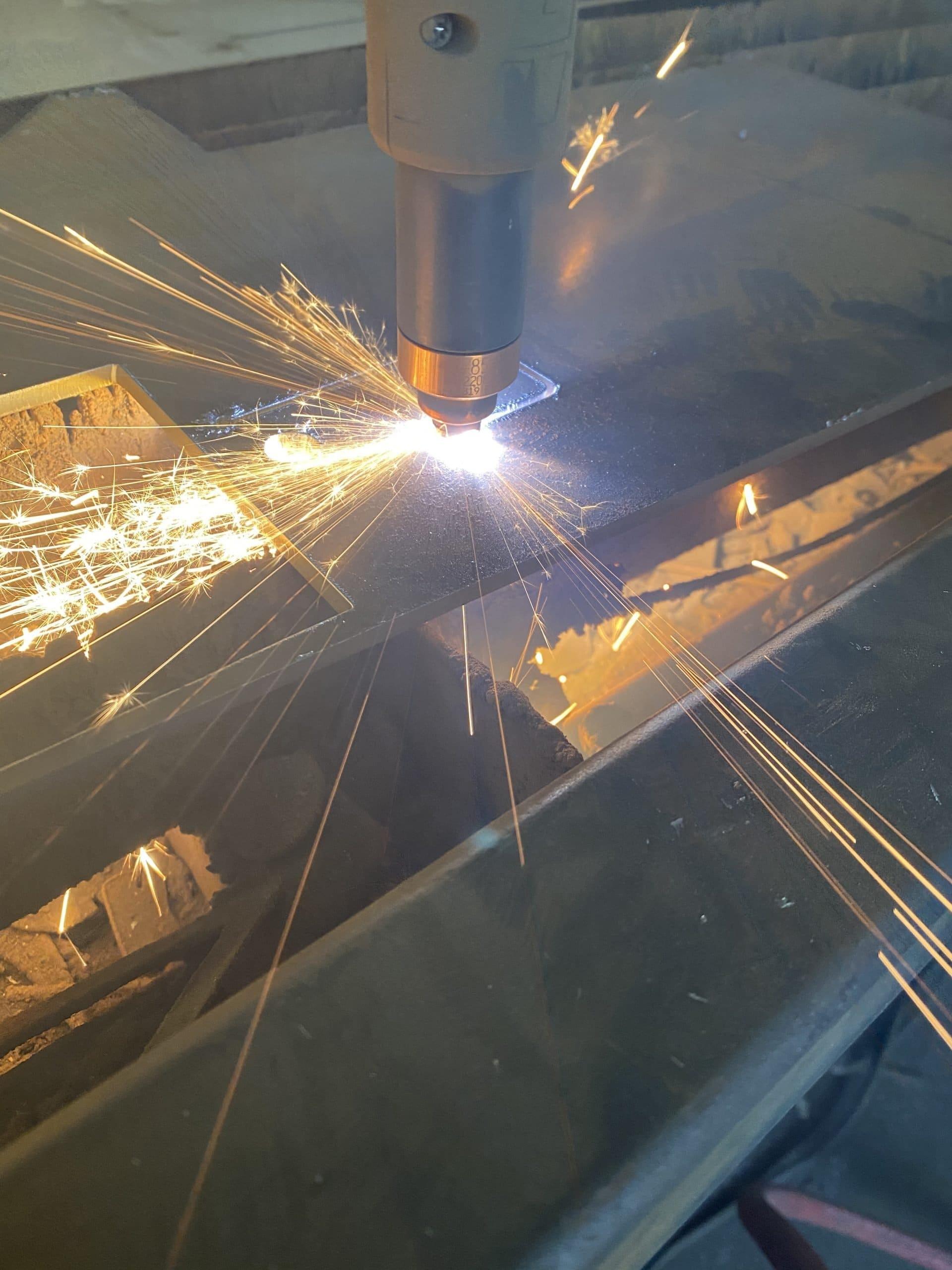 Plasma CNC Sparks